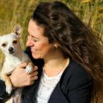 Hond en baasje fotografie
